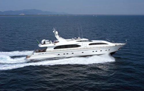 Motor yacht BONITO -  Main